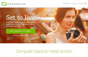 CrashPlan.com