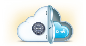 Secured cloud environment in IDrive