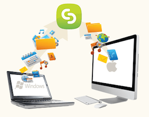 SafeCopy performing backups across multiple devices
